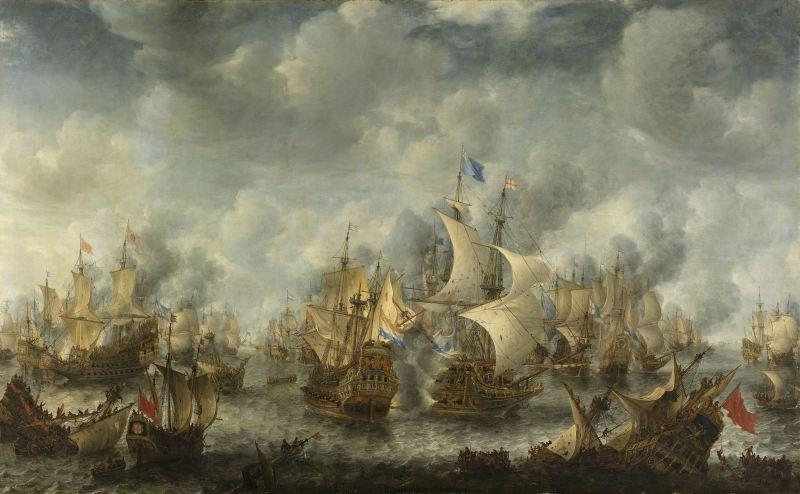 Battle_of_Scheveningen_(Slag_bij_Ter_Heijde)(Jan_Abrahamsz._Beerstraten)